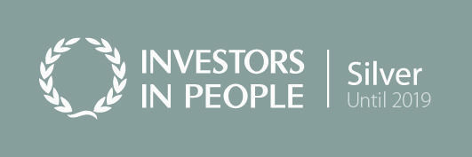 Silver Award for Investors in People